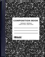 Details for Marble Composition Notebook, 100 sheets, Wide-Ruled Margins